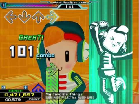 【DDR SuperNOVA2】My Favorite Things【EXPERT】