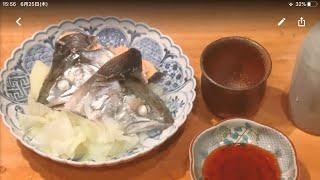 《鮭の 三平汁の ・ようなもの》・・・・大和の 和の料理《の ・ようなもの》
