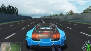 SLRR Bugatti, Engine EJ 25(subaru)