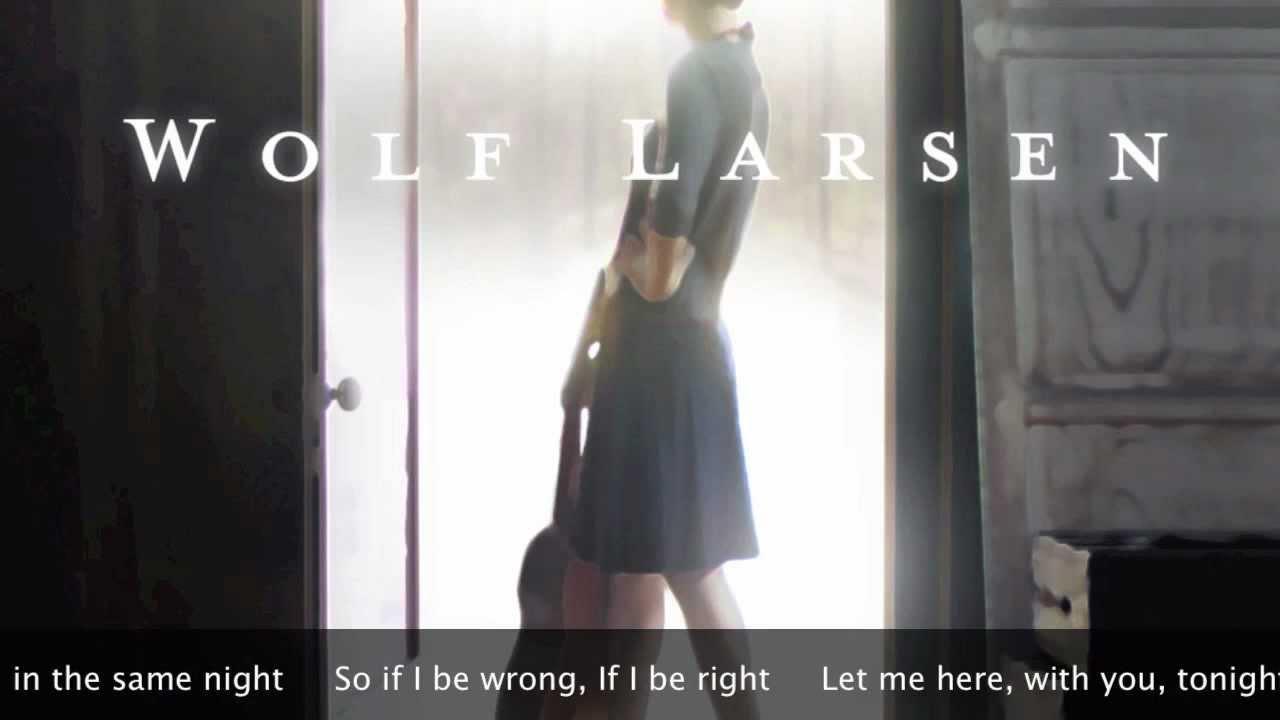 Wolf Larsen Quiet At The Kitchen Door Lyrics