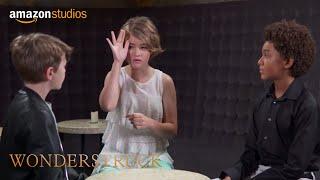 Wonderstruck - Exclusive: Oakes Fegley, Millicent Simmonds & Jaden Michael [HD] | Amazon Studios