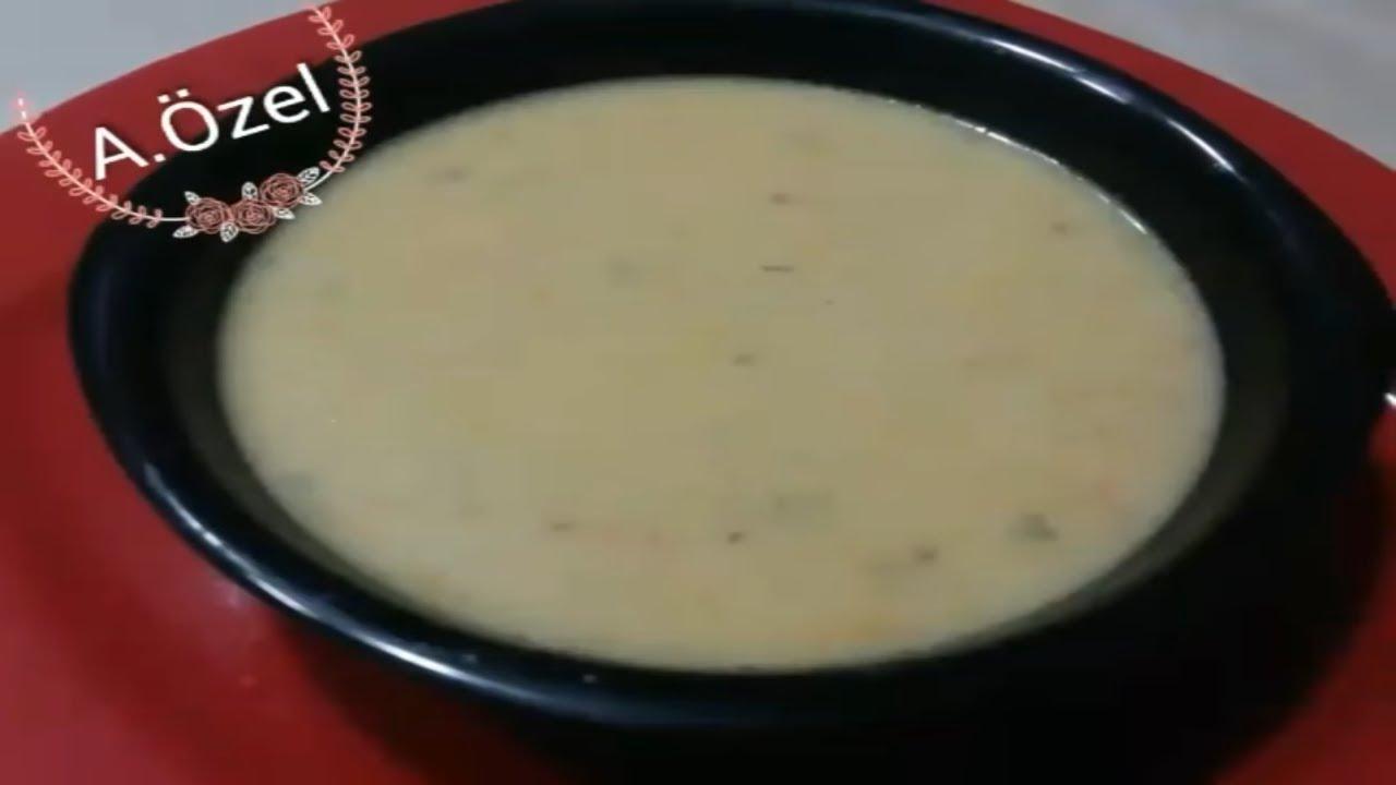 Sebzeli Krema Çorba Tarifi