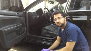 How to Wash Door Jambs - Exterior Car Detail Part 18