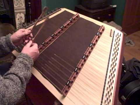 Hammered Dulcimer ~ Scottish set of tunes
