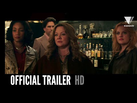 THE KITCHEN | Official Trailer 2 | 2019 [HD] thumbnail