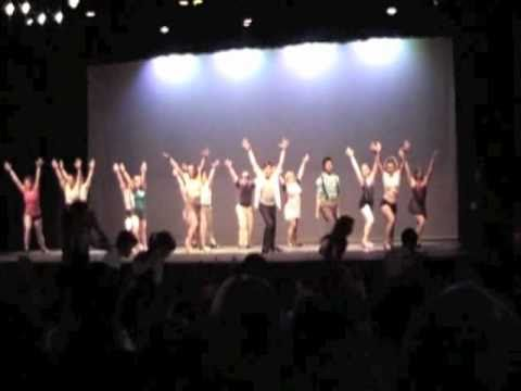 42nd Street Audition Opening Number