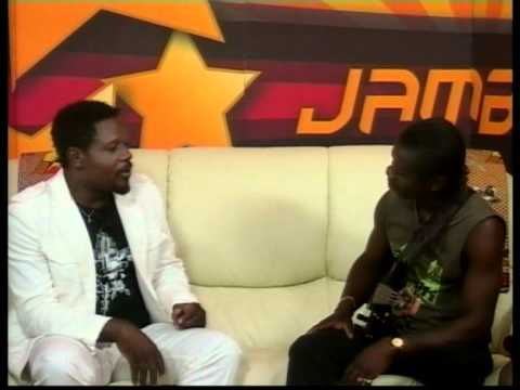 interview et passage micky malong tv canal 2 douala (cameroun )