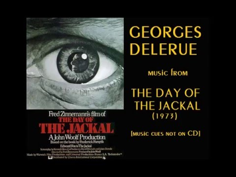 Georges Delerue: music from The Day of the Jackal (1973)