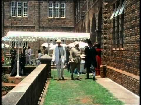 St Georges College, Harare in a Sherlock Holmes film
