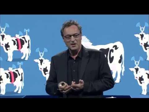 Keynote by Futurist Gerd Leonhard at Mercedes Benz Vans Innovation Campus
