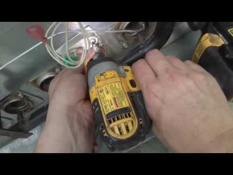 Changing The Boiler Igniter.