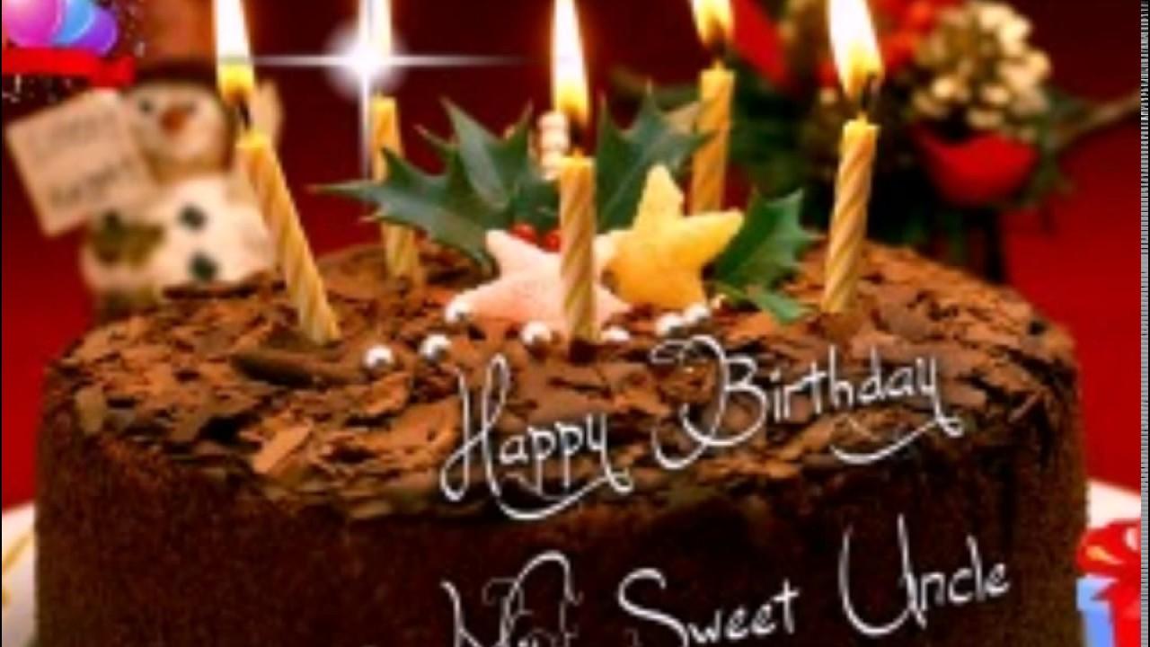 Uncle best HAPPY BIRTHDAY wish YouTube