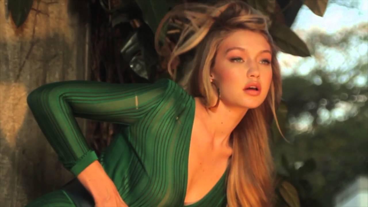 Vogue Brazil July 2015 Making Of