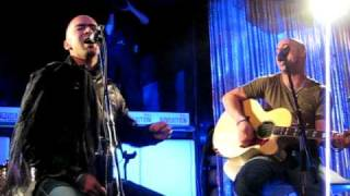 Daughtry ~ Helter Skelter and I walk the line