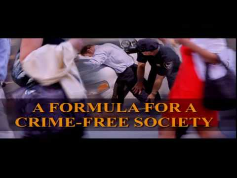 A Formula for a Crime-free Society by Janusz Jagiello