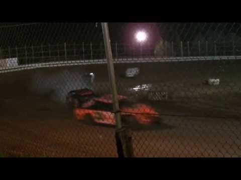 Jeff Klopstein TNT Speedway 05/25/2013 Feature Part3