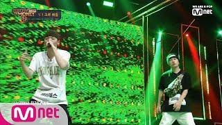 [ENG sub] Show Me The Money8 [4회] 최연소 참가자와 8년차 도전자의 대결! 베이니플 vs 에이체스 @1대1 크루 배틀 190816 EP.4