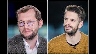 NEJAUKIAI: Tomas Sinickis negailestingas Justinui Jaručiui
