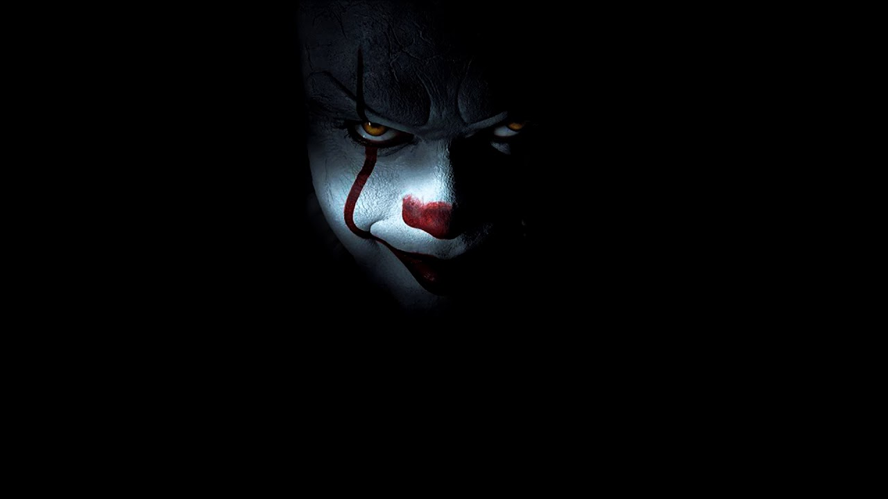 Pennywise the clown theme it 2017 carousel fright - Scary movie 5 wallpaper ...