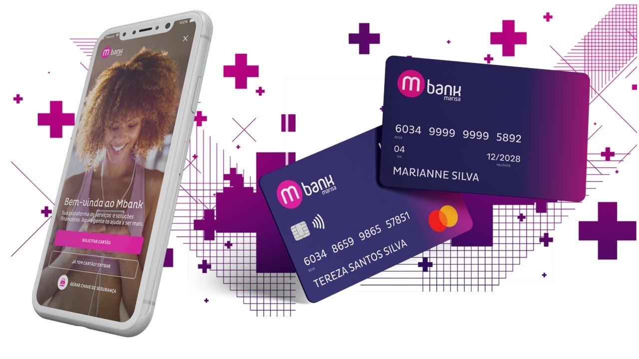 Marisa lança novo cartão Mbank Itaucard, com frete grátis,fácil aprovação -  YouTube