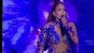 Jennifer Lopez American Idol Finale 2016