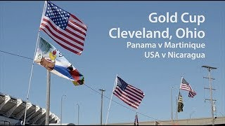 The Gold Cup Visits Cleveland