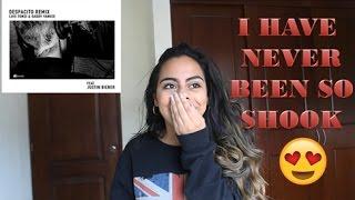 Despacito - Luis Fonsi ft Daddy Yankee (Remix ft Justin Bieber) - (Reaction)