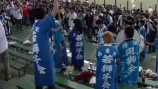 2012年10月6日(土) 西武ドーム 西武VSロッテ 二次会で行われた2008年日...