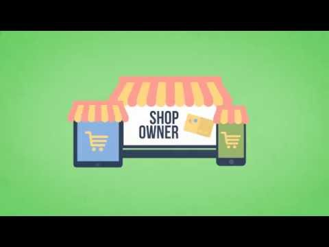 Shopey Introduction - Social Media Online Shopping
