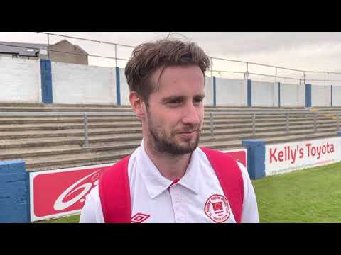 Billy King On His Goal & Win At Finn Harps