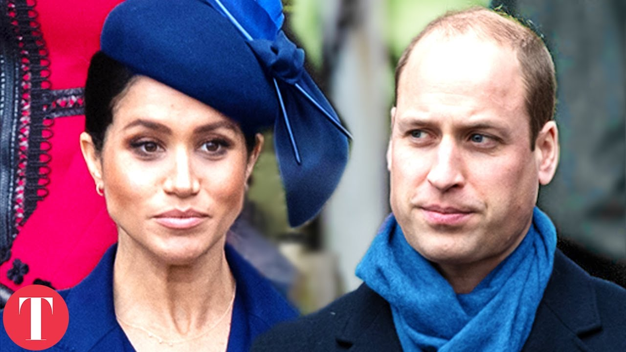 Download Meghan Markle Feud Is Really With Prince William And Here's Why
