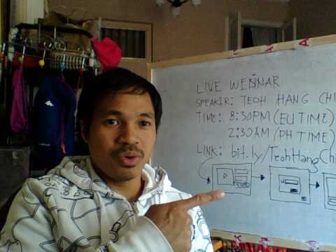 How To Become A DXN Crown Ambassador? - Live Webinar