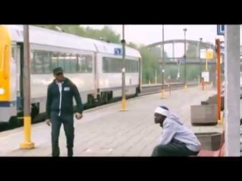Kwadwo Nkansah In Belgium (Never Say Never) Trailer