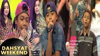 Penuh Pesan Dari Rapper Bunot 'Bocah Kampung'! [Dahsyat] [26 Nov 2016]