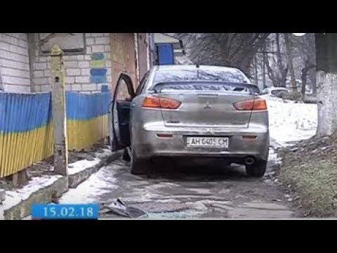 ТРК ВіККА: На черкаському перехресті не розминулися дві автівки