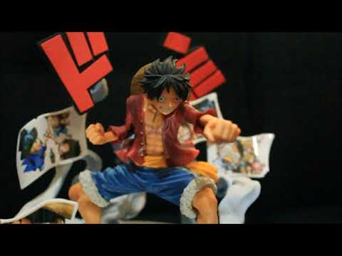 Story Age Monkey D Luffy Unboxing Youtube