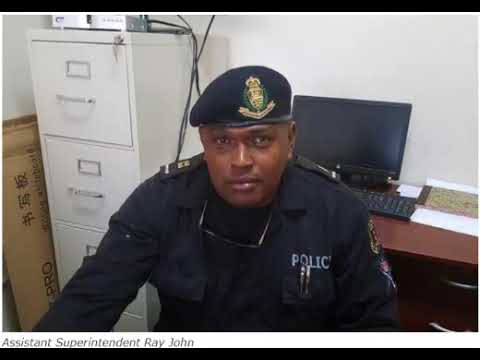 Antigua-Barbuda police officer suspended following search in connection with passport fraud
