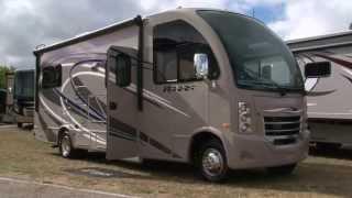 Motorhome Reviews: New Axis Motorhomes by Thor Motorcoach (Vegas RUV / Class A RV)