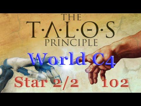 Stars The TALOS Principle Walkthrough PL World C4 102 STAR 2/2/22 The TALOS Principle Star Oubliette