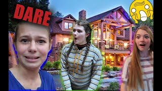 Truth or Dare Challenge in a Mansion Cabin!!