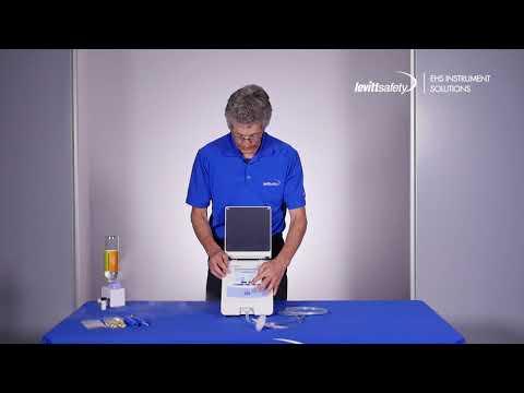 Sibata MT-05C Quantitative Respirator Fit Tester