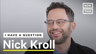 What Inspired 'Big Mouth' Creator Nick Kroll To Explore Adolescent Awkwardness w/Animation | NowThis
