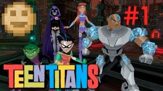 Teen Titans #1: There Was A Teen Titans Game? - Hot Potato