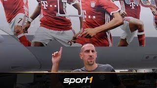 Abserviert! Lufthansa spottet über den FC Bayern   SPORT1