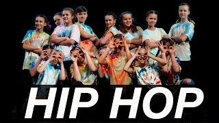 Hip Hop Dance | Отчётный Концерт Good Foot 2016