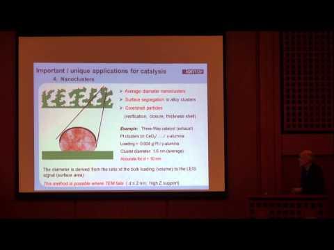 2012 10 26 I²CNER Seminar Series : Dr. Hidde Brongersma