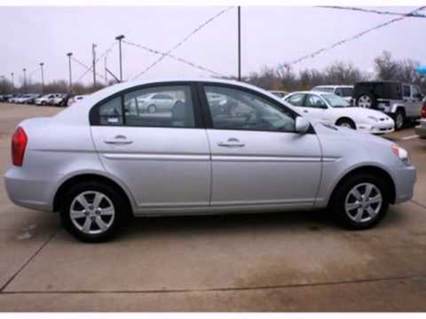 2011 Hyundai Accent Oklahoma City Edmond, OK #M3510
