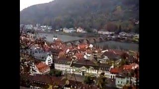 Heidelberg- Worms, Germany  2001-11  Jasmin천사의 여행, 하이델배르그, 독일