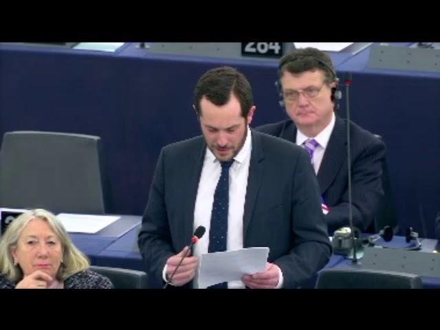 Nicolas Bay en débat avec Pedro Sánchez Pérez-Castejón sur l'avenir de l'Europe