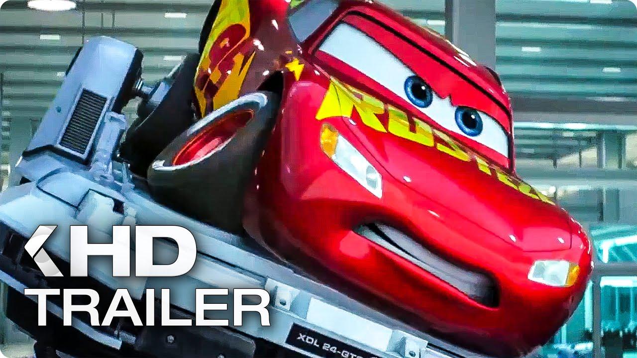 CARS International Trailer YouTube - Cars international